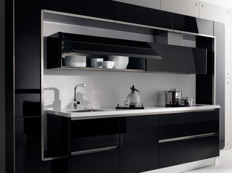 Black Rok modern  Black RoK Kitchen Design Uckfield Sussex