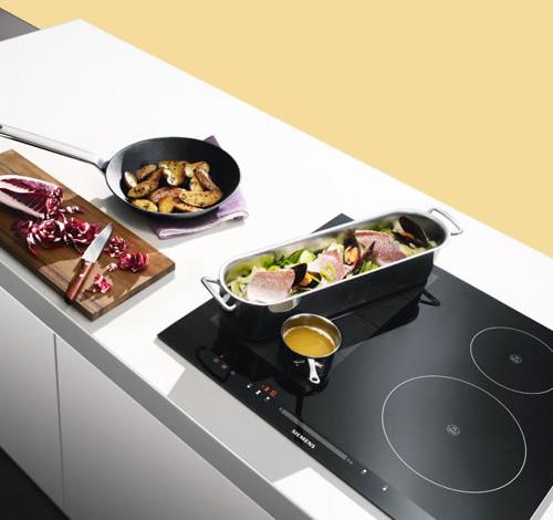 Siemens ind black rok kitchen design uckfield sussex for Kitchen design uckfield