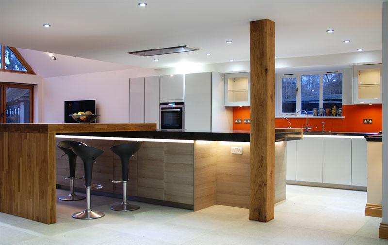 Kitchen Island, sinks and  appliances