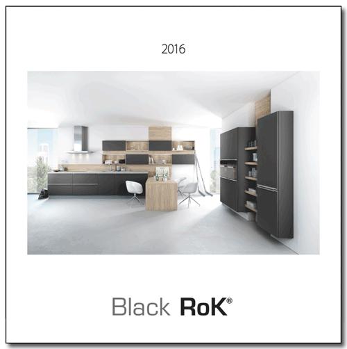 Black Rok Brochure Cover