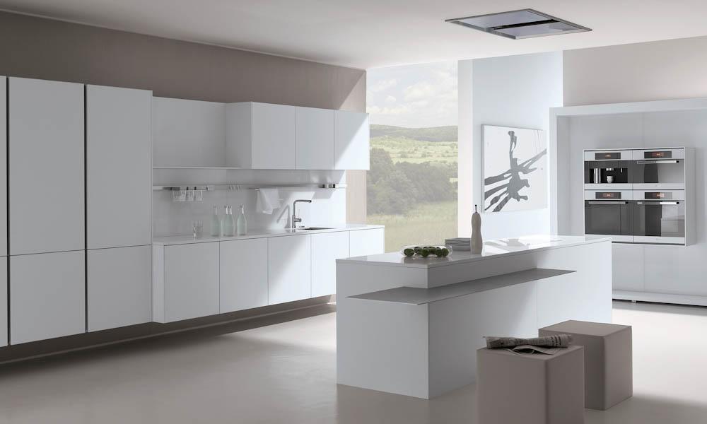 Polar White Kitchen Style Black Rok Kitchen Design Uckfield and