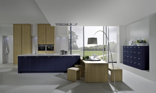 styles shaker dark blue