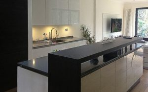 white kitchen terra oak pinner