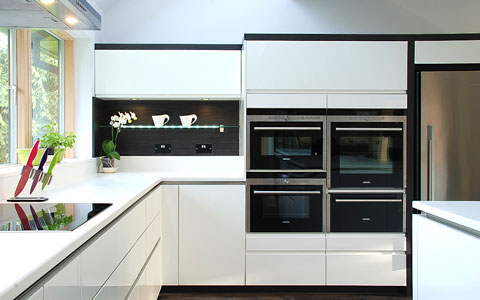 white lacquer uckfield