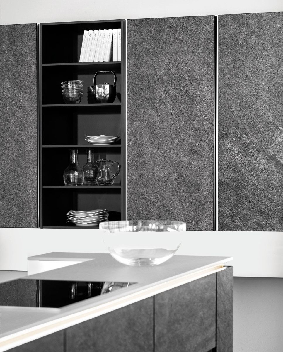 ideas for black kitchens by Black Rok