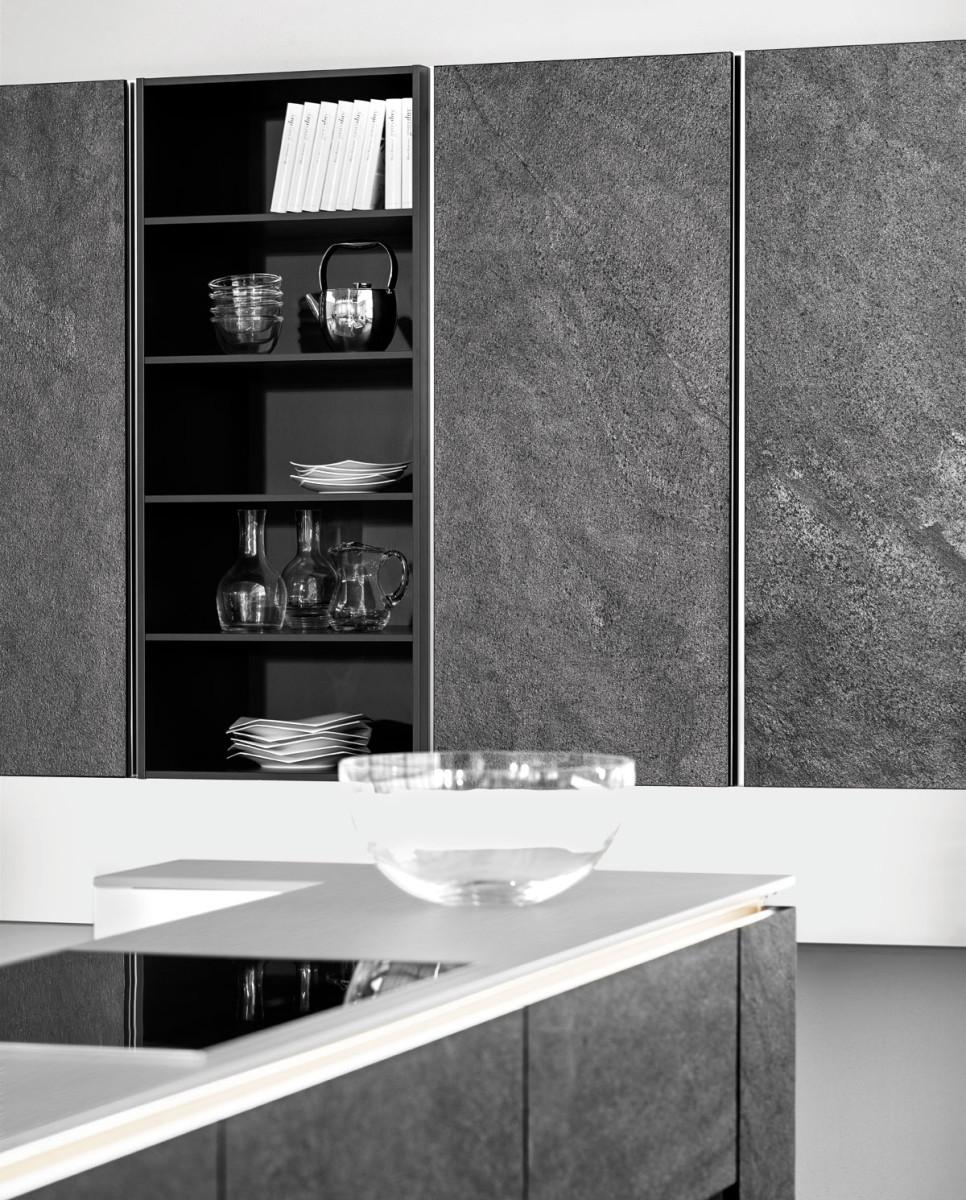 Black stone kitchen black rok kitchen design uckfield sussex for Kitchen design uckfield