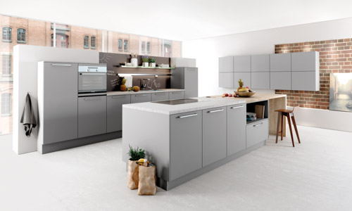 german grey kitchen