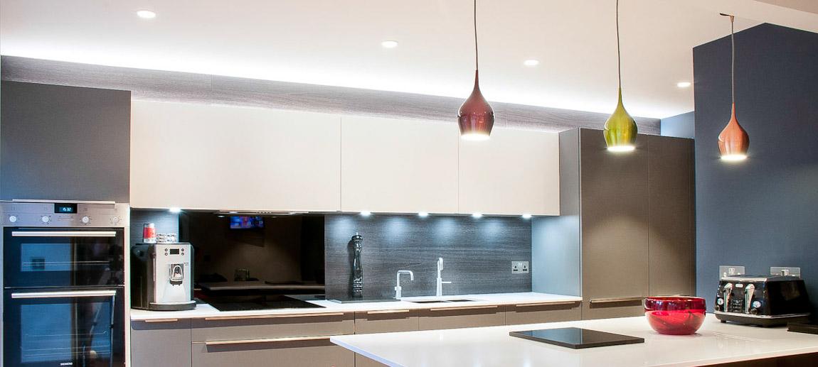 Black Rok Kitchen Design Uckfield & Heathfield Sussex
