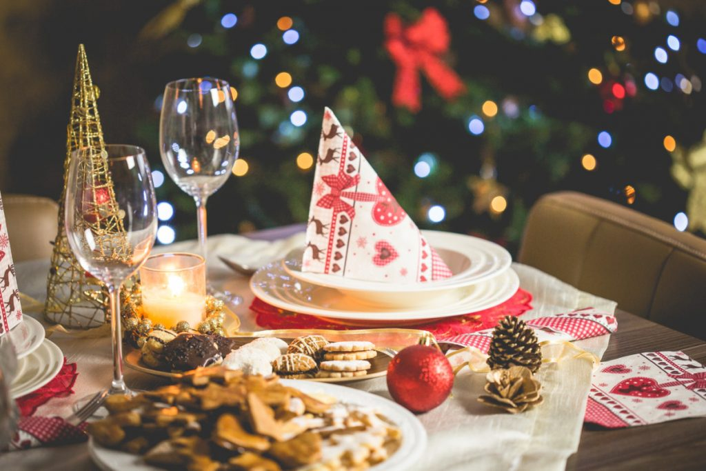 Organising your Christmas kitchen