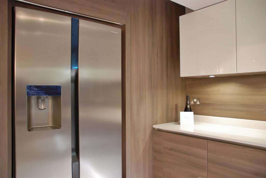 Image Result For Kitchen Design Refrigerator