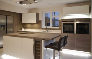 brighton grey acacia kitchen