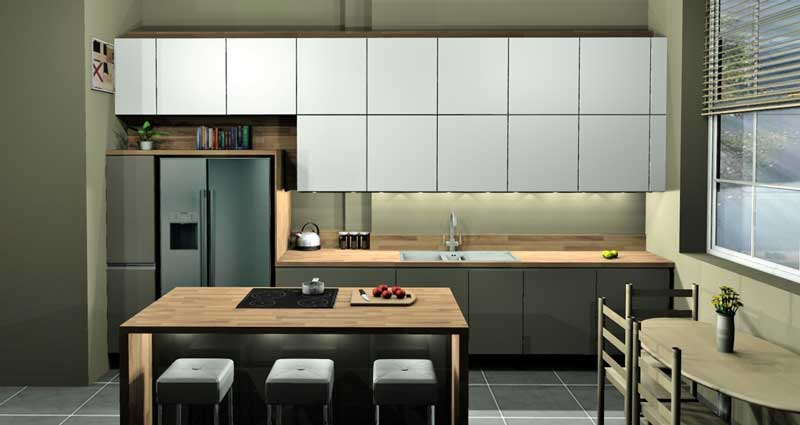 Kitchen CAD design Brighton