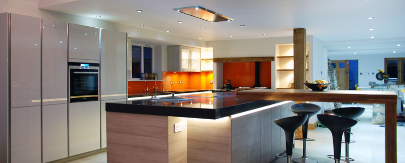 Kitchen Island With Everything