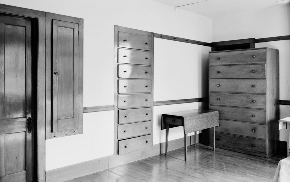 original shaker furniture