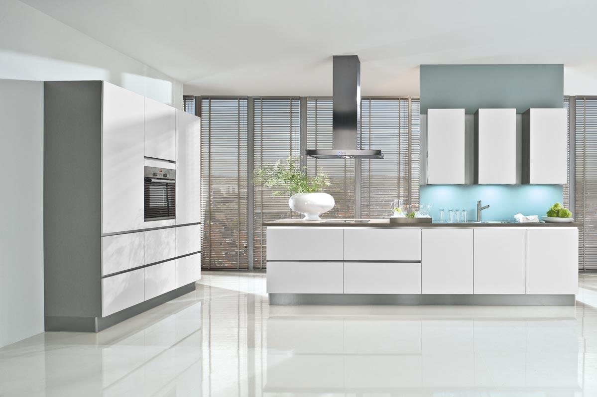 German Handleless Kitchen 1200 Black Rok Kitchen Design Uckfield Sussex