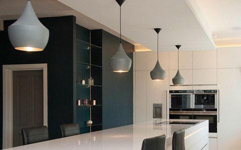 diamond white kitchen henfield