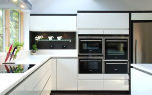 white lacquer kitchen uckfield sussex
