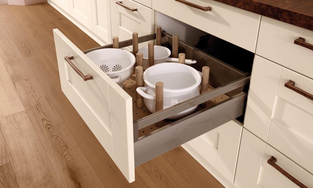Cream shaker style for Kitchen design uckfield