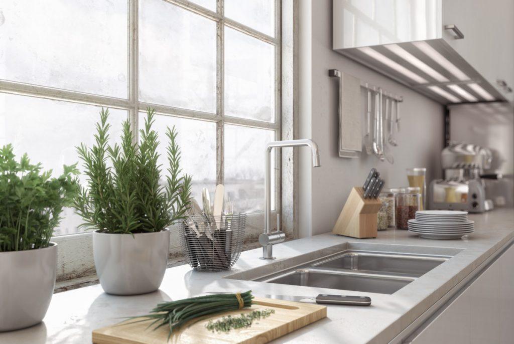 Dream kitchen interior design