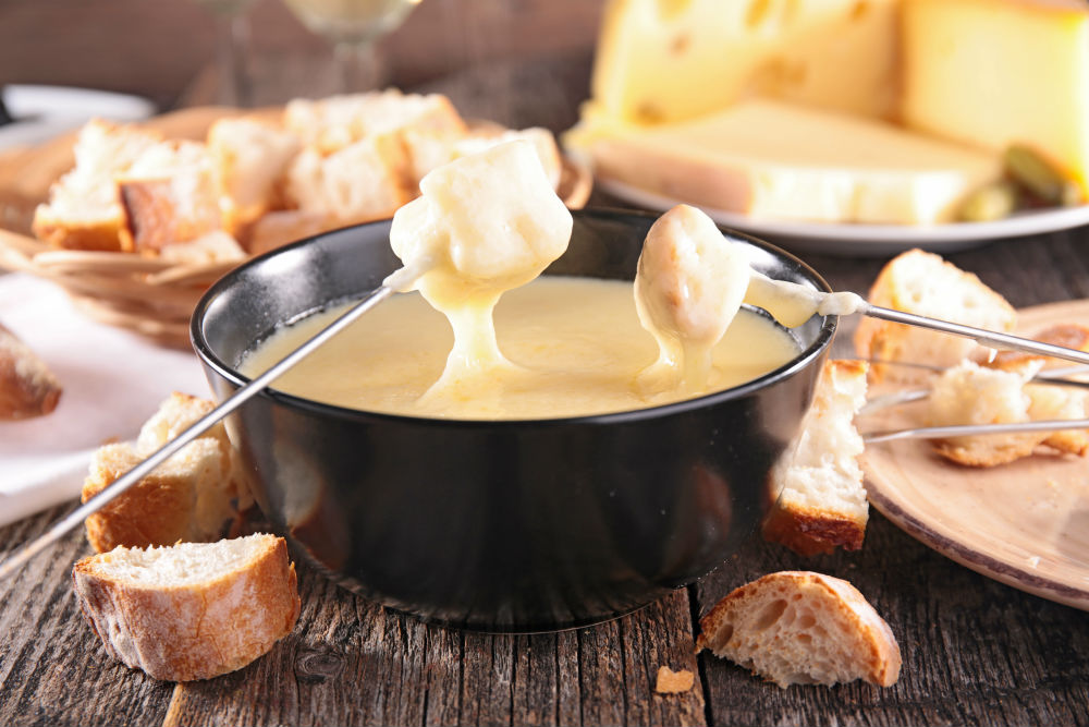 Cosy Up For A Fondue Night