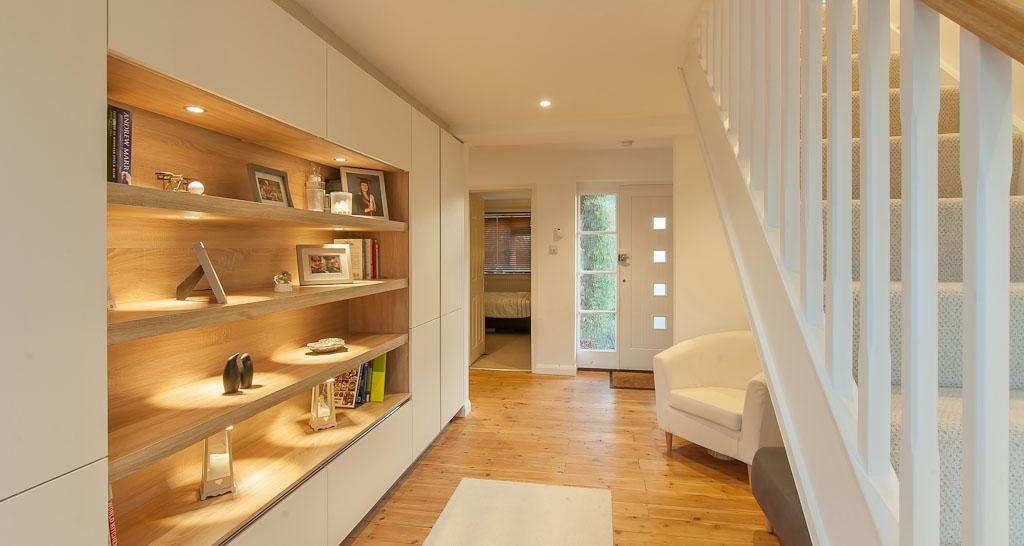 white kitchen burwash hallway 1024