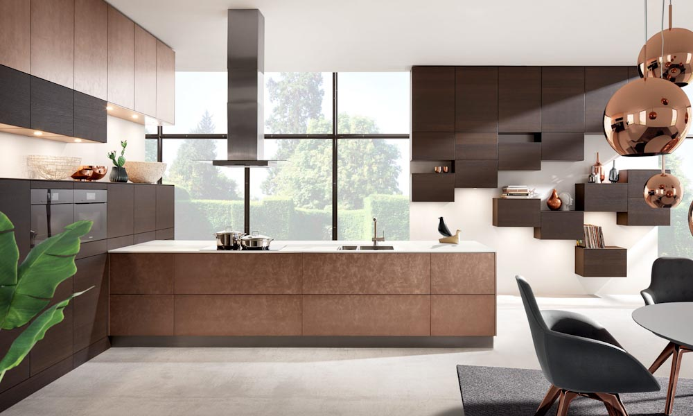 State of the art luxury German kitchens