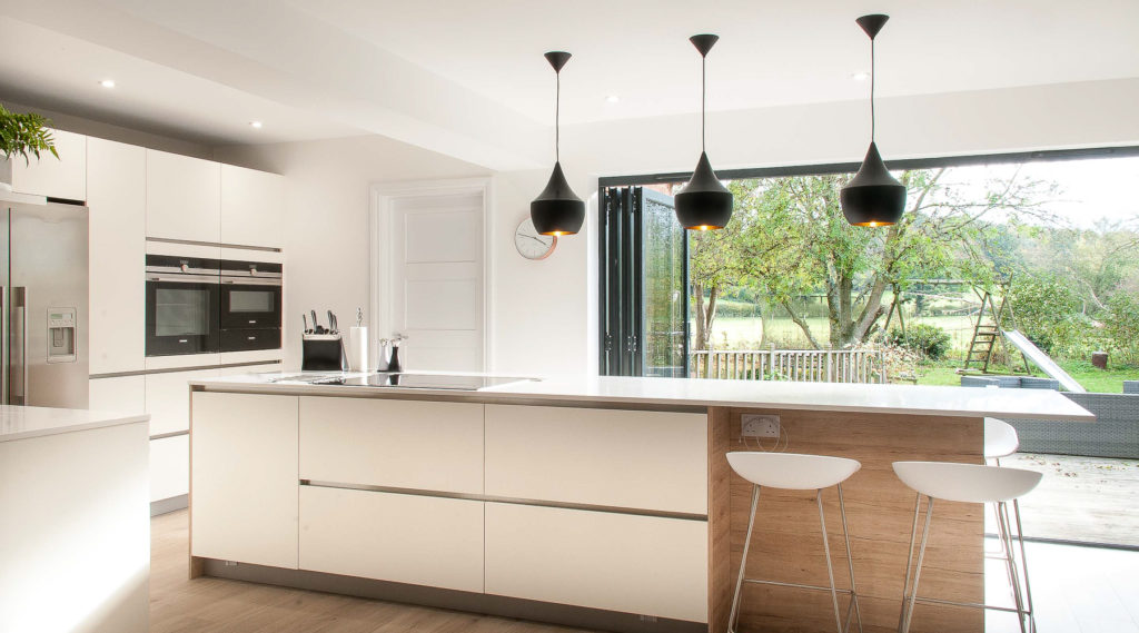 Black Rok Kitchen Designers German Kitchen Specialists East Sussex