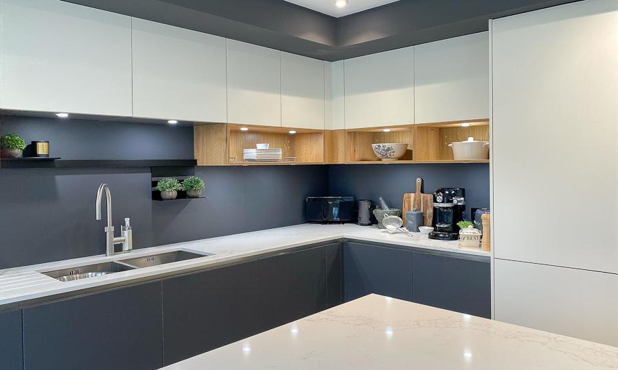chefs kitchen corner