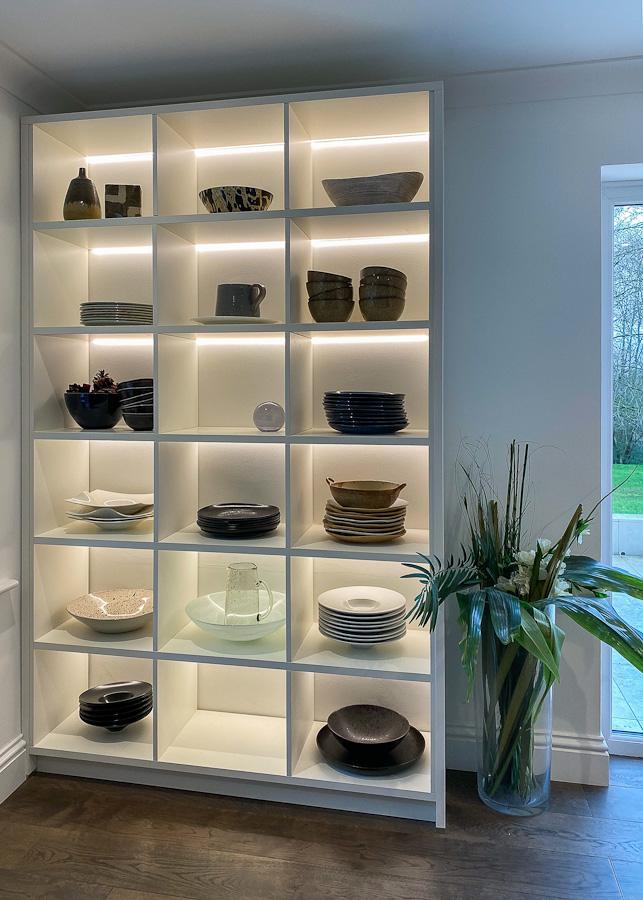 chefs kitchen bespoke storage